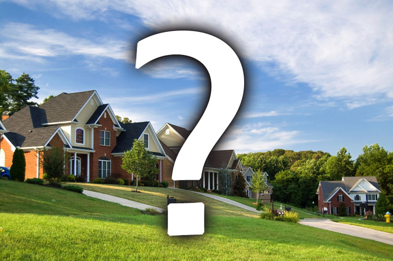 "Signet Home Inspections ""Frequently Asked Questions"" image."