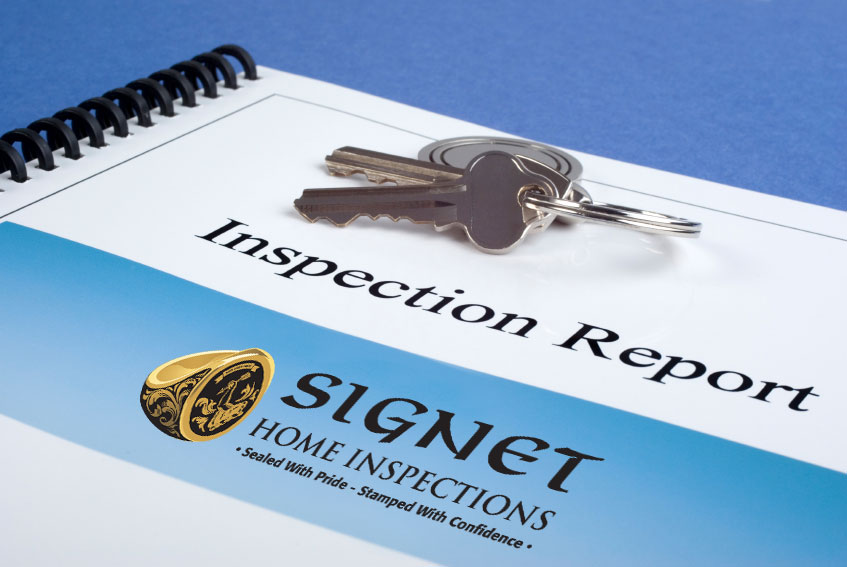 Signet Home Inspections resources page image