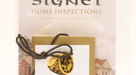 Signet Home Inspections<br />Fall Marketing Campaign