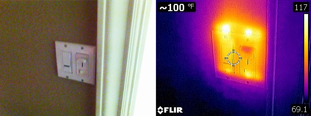 Infrared Home Inspections Signet Home Inspections